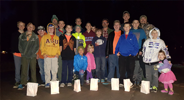 2016 Luminarias Service Project